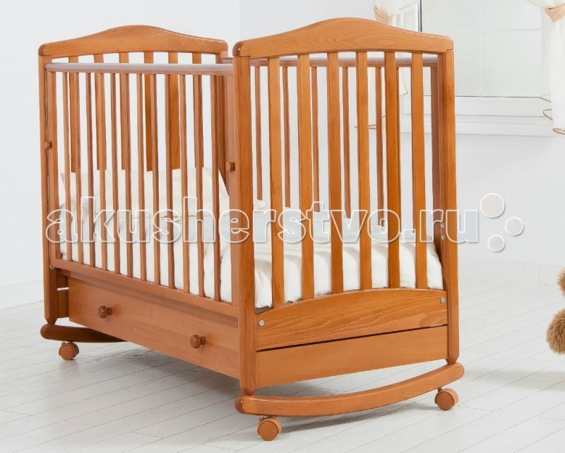 Детские кроватки Гандылян Симоник качалка обычная кроватка гандылян симоник к2001 11 натуральная