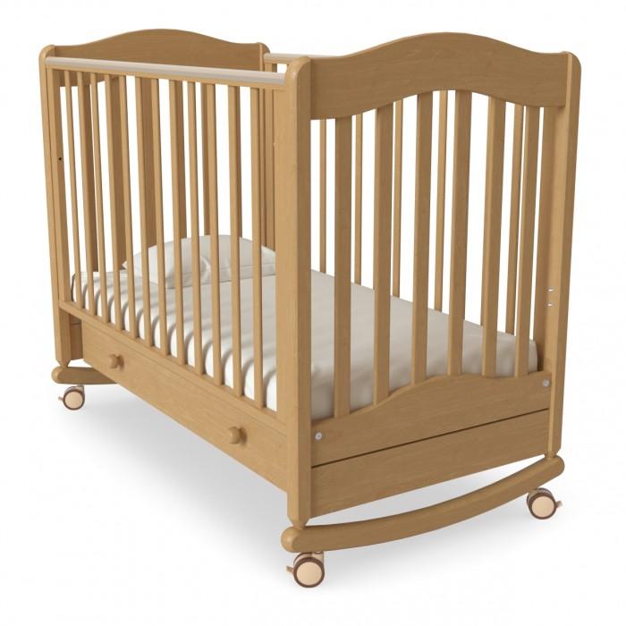 Детские кроватки Гандылян Ванечка качалка детские кроватки ведрусс таисия 2 качалка