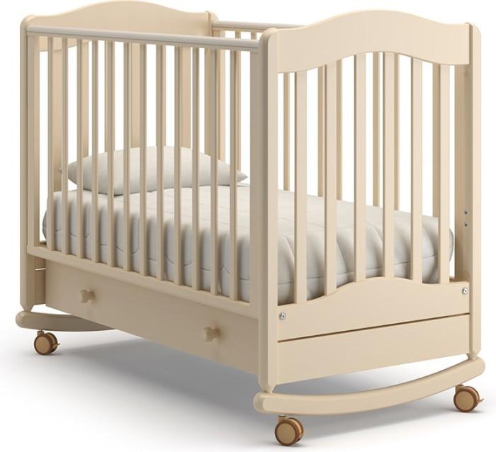 Детские кроватки Гандылян Ванечка качалка детские кроватки гандылян габриэлла люкс качалка