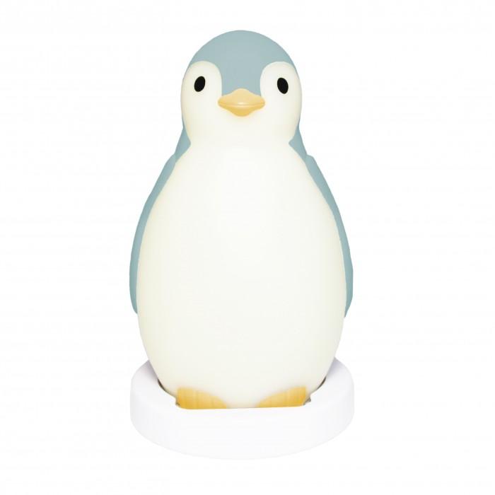 Фото - Ночники Zazu Пингвинёнок Пэм 3 в 1 (Беспроводная колонка, будильник, ночник) zazu беспроводная колонка проигрыватель ночник пингвинёнок зои zoe zazu 0 синий арт za zoe 02