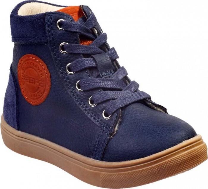 Картинка для Ботинки Зебра Ботинки дошкольные утепленные 12859-5