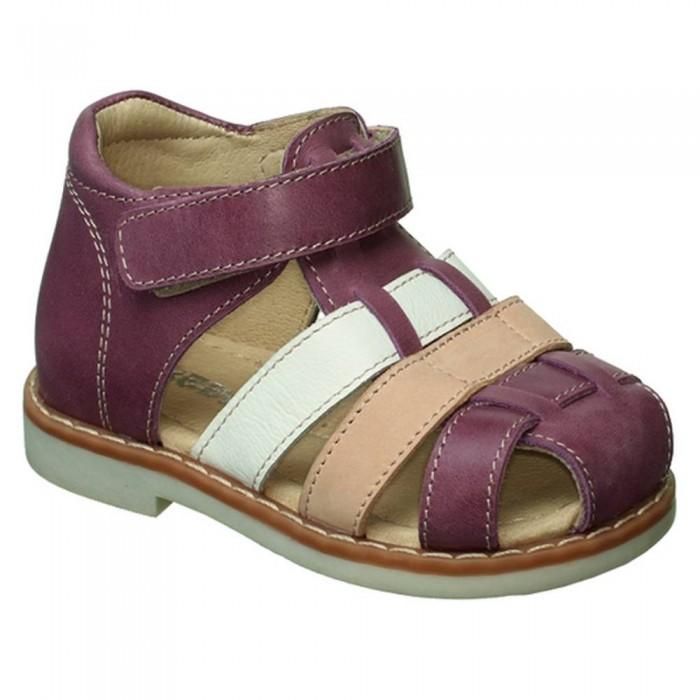 Босоножки и сандалии Зебра Туфли открытые дошкольные 10700-20 босоножки и сандалии dandino туфли открытые z135