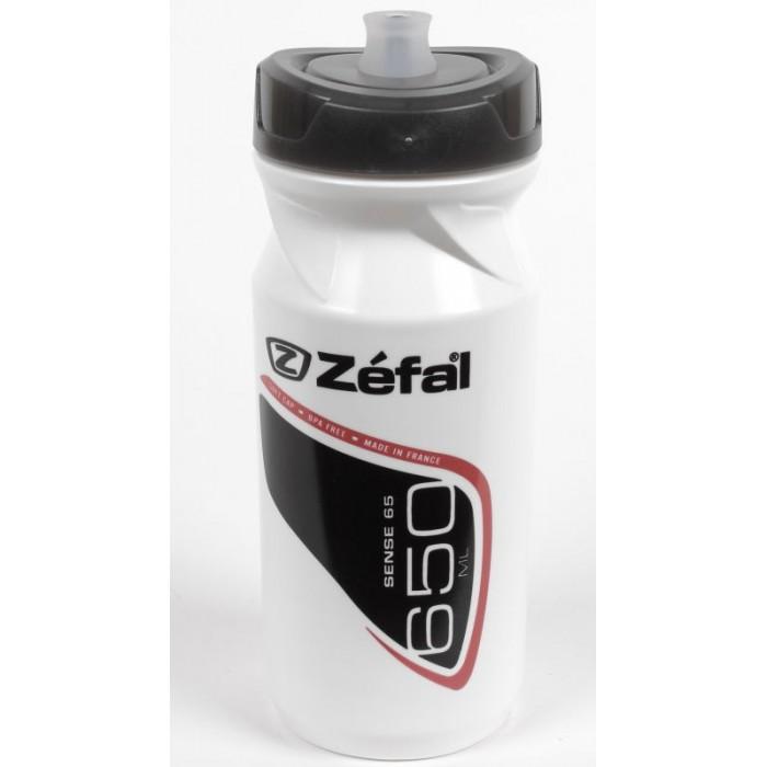 Аксессуары для велосипедов и самокатов Zefal Бутылочка пластиковая с защитной крышкой SENSE M65 650 мл тележка для фляги в твери