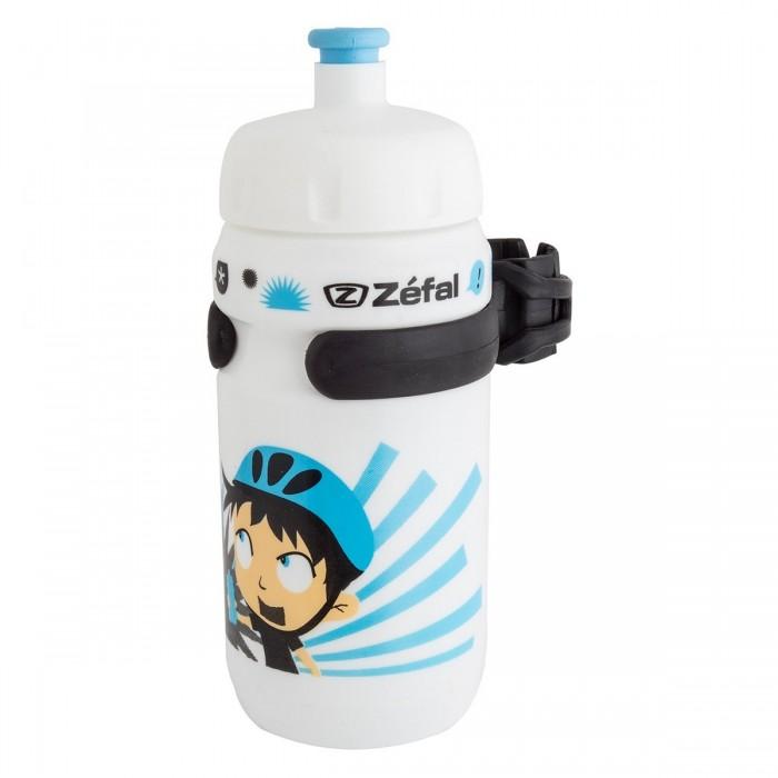 Аксессуары для велосипедов и самокатов Zefal Фляга велосипедная Little Z 350 мл фляга велосипедная детская zefal little z 350 мл 162d