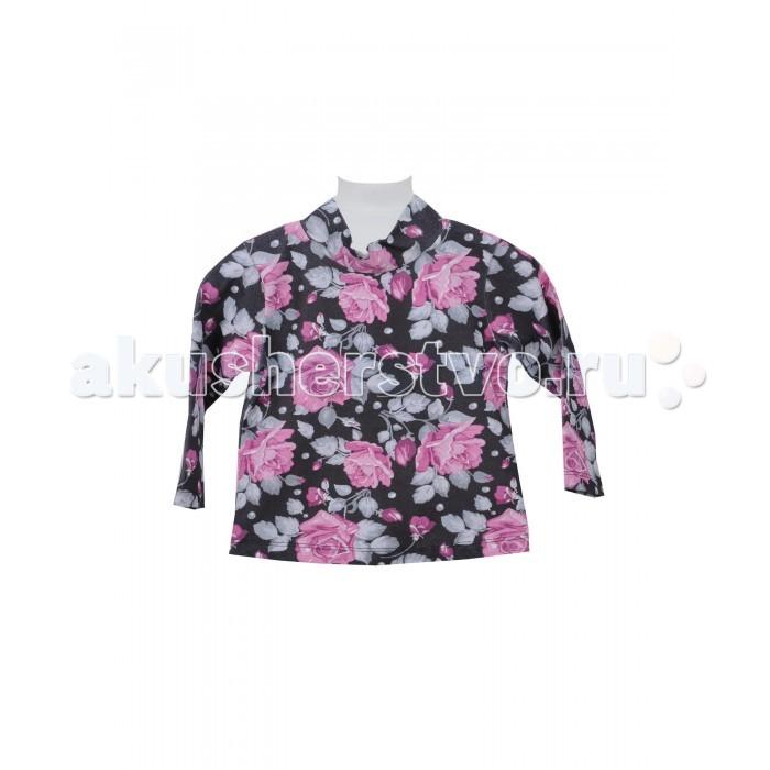 Блузки и рубашки Zeyland Блузка для девочки 72M2JLM65 водолазки и лонгсливы zeyland кофта для девочки 72z4tav61
