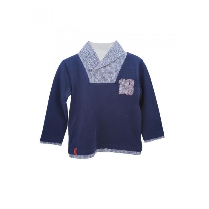 Детская одежда , Джемперы, свитера, пуловеры Zeyland Джемпер для мальчика 72M3KLM63 арт: 410774 -  Джемперы, свитера, пуловеры