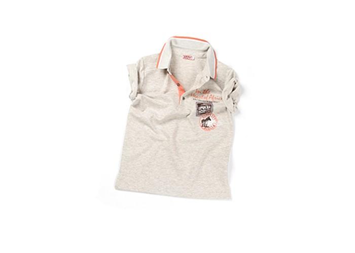 Детская одежда , Футболки и топы Zeyland Футболка-поло для мальчика 61Z3AFK52 арт: 349210 -  Футболки и топы