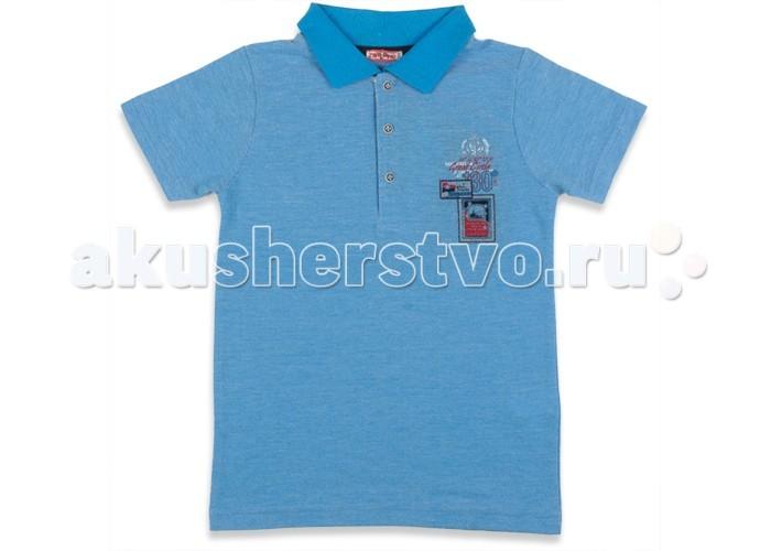 Футболки и топы Zeyland Футболка-поло для мальчика 71Z3LKN54, Футболки и топы - артикул:348415