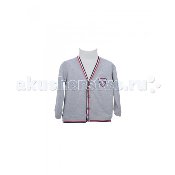 Детская одежда , Кофты и кардиганы Zeyland Кардиган для мальчика 72M1CLM26 арт: 411219 -  Кофты и кардиганы