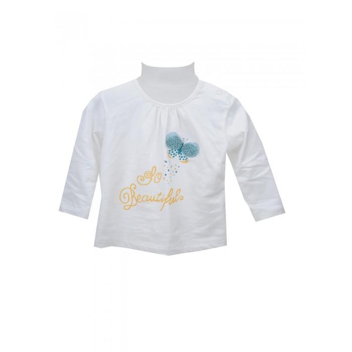 Водолазки и лонгсливы Zeyland Кофта для девочки 72Z2TRN61 комплекты детской одежды zeyland комплект для девочки кофта и брюки 72m2fcr76