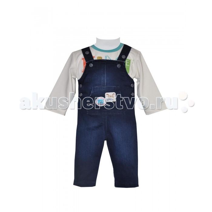 Детская одежда , Комбинезоны и полукомбинезоны Zeyland Комбинезон для мальчика 72Z1BAP41 арт: 411569 -  Комбинезоны и полукомбинезоны