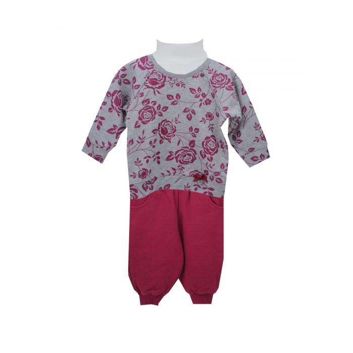 Детская одежда , Комплекты детской одежды Zeyland Комплект для девочки (кофта и брюки) 72M2FCR76 арт: 412089 -  Комплекты детской одежды