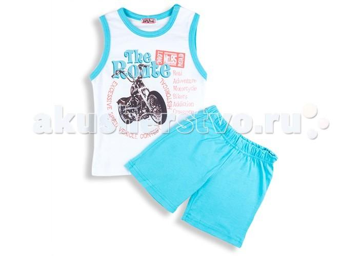 Детская одежда , Комплекты детской одежды Zeyland Комплект для мальчика (майка, шорты) 61Z1MTR77 арт: 348745 -  Комплекты детской одежды