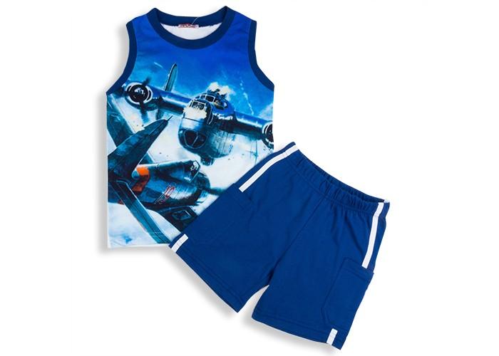 Детская одежда , Комплекты детской одежды Zeyland Комплект для мальчика (майка, шорты) 61Z1UCN78 арт: 348735 -  Комплекты детской одежды