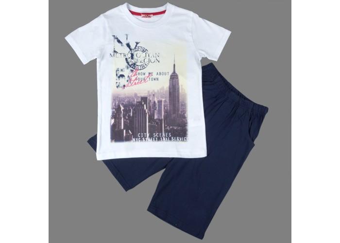 Комплекты детской одежды Zeyland Комплект для мальчика (футболка, шорты) 61Z3NYC76