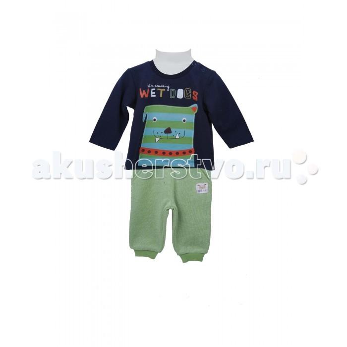 Детская одежда , Комплекты детской одежды Zeyland Комплект для мальчика (кофта и брюки) 72Z1BAP77 арт: 412119 -  Комплекты детской одежды