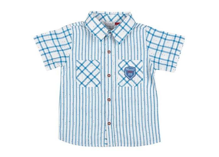 Детская одежда , Блузки и рубашки Zeyland Рубашка для мальчика 71M3DRF81 арт: 343785 -  Блузки и рубашки