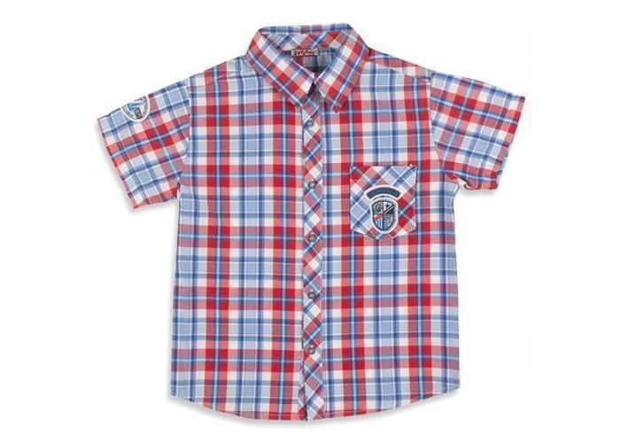 Детская одежда , Блузки и рубашки Zeyland Рубашка для мальчика 71Z3LKN81 арт: 343820 -  Блузки и рубашки