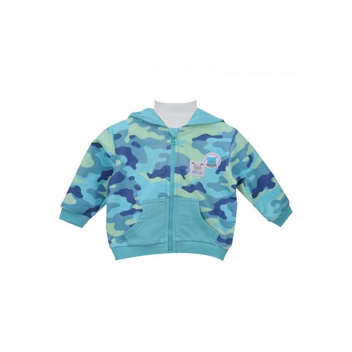 Детская одежда , Толстовки, свитшоты, худи Zeyland Толстовка для мальчика 72Z1BAP26 арт: 412624 -  Толстовки, свитшоты, худи