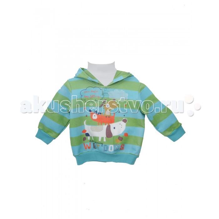 Детская одежда , Толстовки, свитшоты, худи Zeyland Толстовка для мальчика 72Z1BAP65 арт: 413049 -  Толстовки, свитшоты, худи
