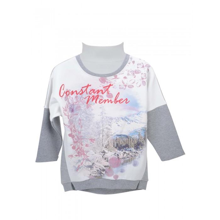 Детская одежда , Водолазки и лонгсливы Zeyland Туника для девочки 72Z4TAV37 арт: 413074 -  Водолазки и лонгсливы