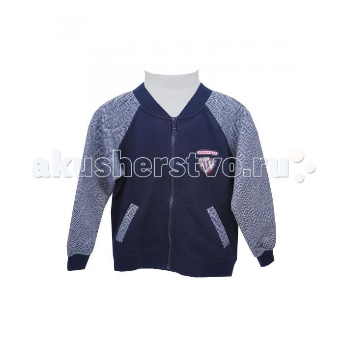 Детская одежда , Толстовки, свитшоты, худи Zeyland Жакет для мальчика 72M3KLM29 арт: 411169 -  Толстовки, свитшоты, худи