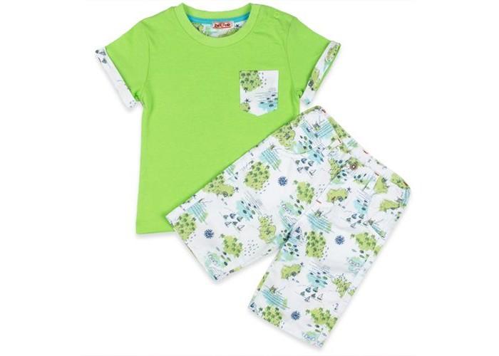 Купить Штанишки и шорты, Zeyland Комплект для мальчика (футболка, шорты) 71Z1SHF77