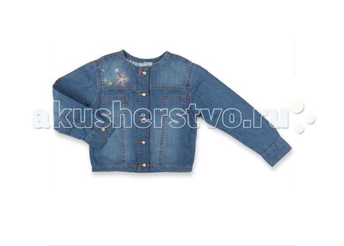 Куртки, пальто, пуховики Zeyland Куртка джинсовая для девочки 71M4DKF21/71M2LKF21