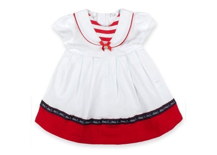 Детские платья и сарафаны Zeyland Платье для девочки 71M2MRE37 водолазки и лонгсливы zeyland кофта для девочки 72z4tav61