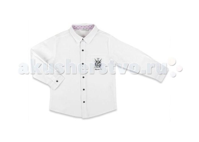 Детская одежда , Блузки и рубашки Zeyland Рубашка для мальчика 71M3DJM82 арт: 343320 -  Блузки и рубашки