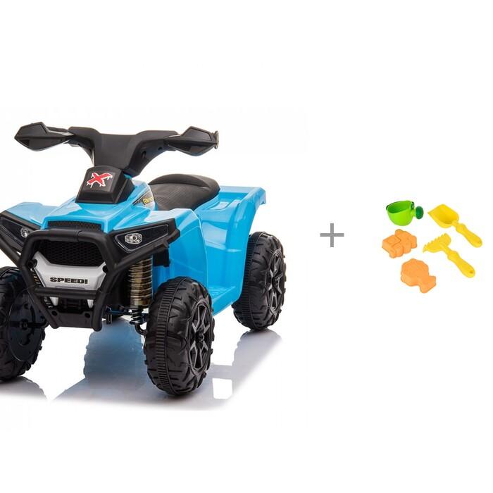 Купить Электромобили, Электромобиль Zhehua Technology Электроквадроцикл XH116 с набором наклеек Cova Стрела 100 х 85 мм Sport