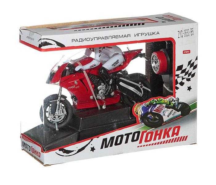 Радиоуправляемые игрушки Zhorya Радиоуправляемый мотоцикл Мотогонка