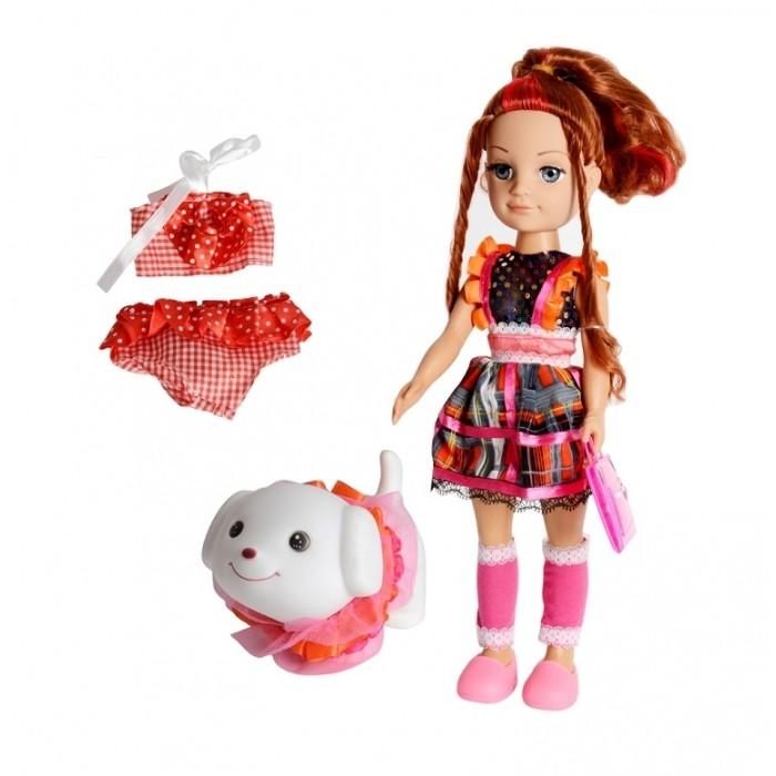 Куклы и одежда для кукол Zhorya Кукла Ирина с аксессуарами 41 см zhorya тостер юная помощница с аксессуарами