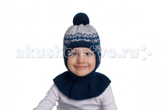 Журавлик Шапка детская Шлем Сибиряк