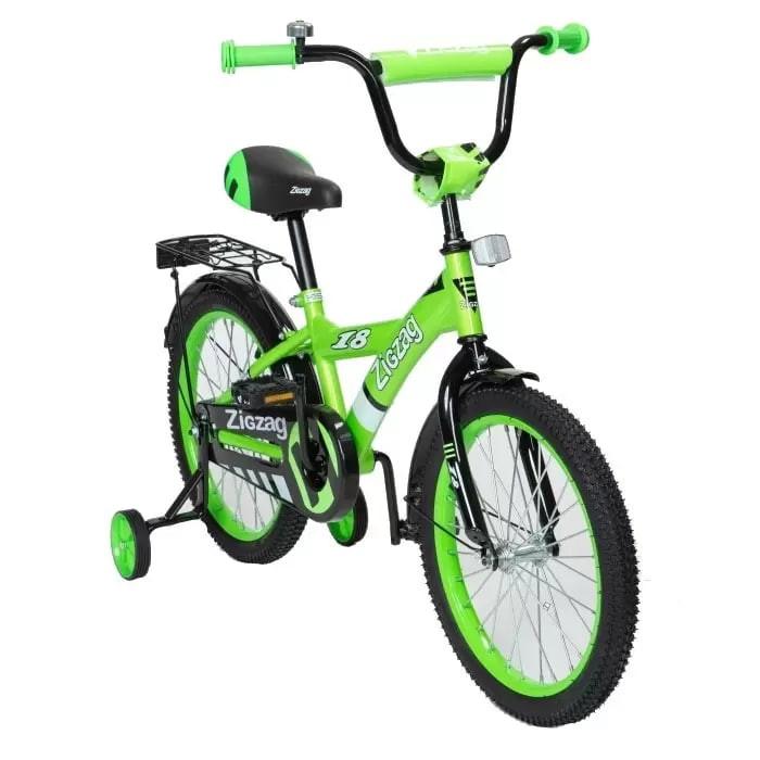 Двухколесные велосипеды Zigzag Snoky 18