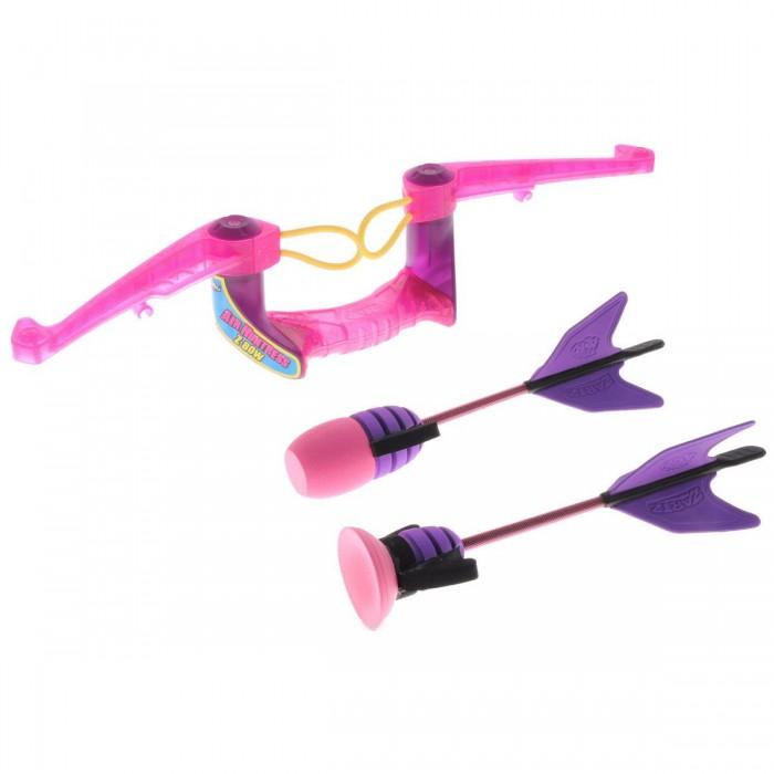 Игрушечное оружие Zing Игрушечный лук Air Huntress Z-Bow Амазонка zing air huntress z bow
