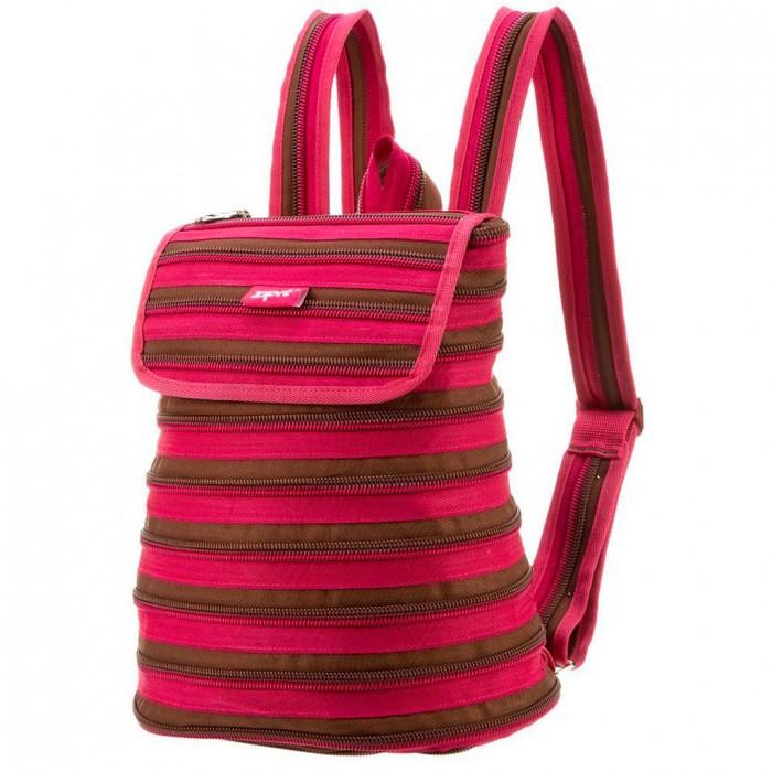 Школьные рюкзаки Zipit Рюкзак Zipper Backpack double zipper canvas backpack