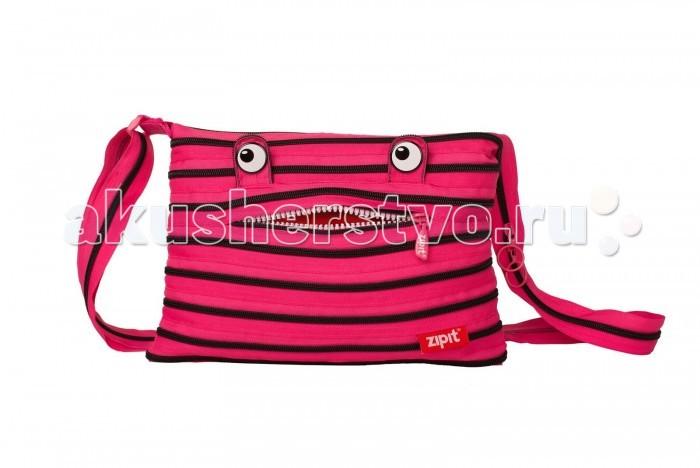 Сумки для детей Zipit Сумка Monster Shoulder Bag kaukko fj18 vintage canvas backpack shoulder bag