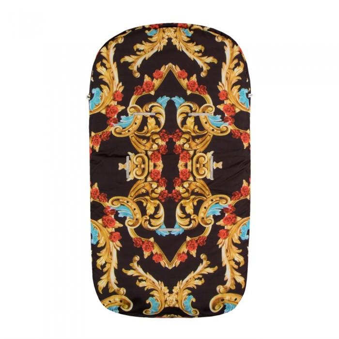 Золотой Гусь Зимний конверт меховой с цифровой печатью Elegante