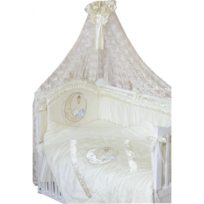 Купить со скидкой Комплект в кроватку Золотой Гусь Консуэло (8 предметов)