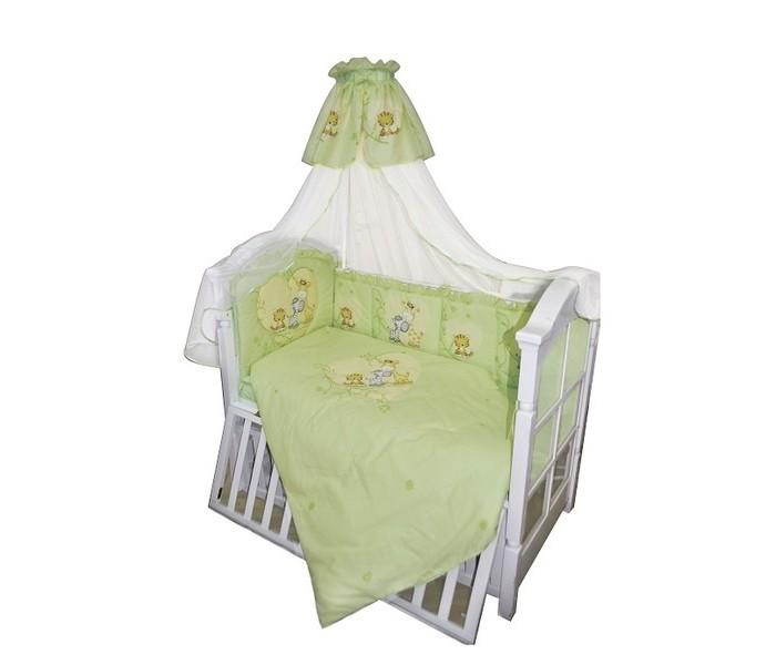 Постельное белье Золотой Гусь Сафари (3 предмета)  - купить со скидкой