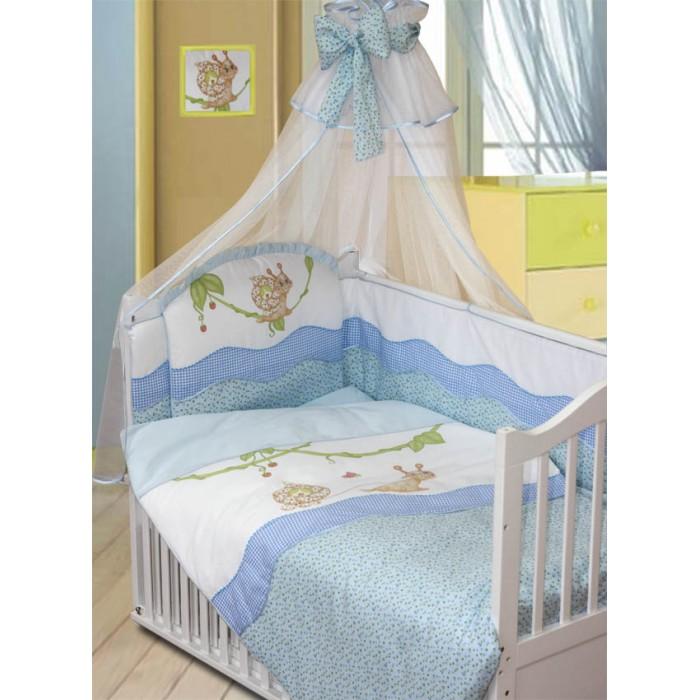Комплекты в кроватку Золотой Гусь Улыбка (7 предметов) ледянки 1 toy angry birds 92 см