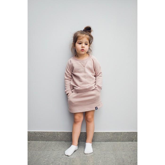 Комплекты детской одежды Zoook Костюм для активного отдыха (свитшот и юбка)
