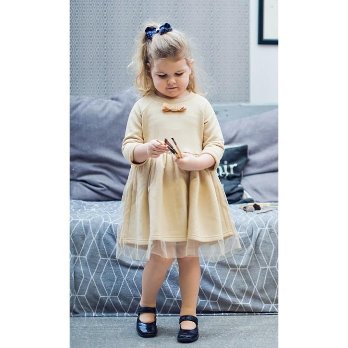 Детская одежда , Детские платья и сарафаны Zoook Платье Sport-шик с фатином арт: 488016 -  Детские платья и сарафаны
