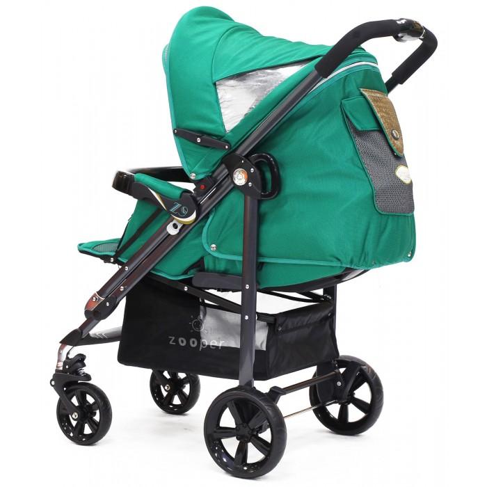 Прогулочная коляска Zooper Z9 JavaZ9 JavaПрогулочная коляска Zooper Z9 Java. Новая прогулочная коляска внесезонного класса с уникальным набором функций.  Коляска максимально адаптирована для потребностей современных родителей и их малышей.  Особенности: Система установлена на одинарные прочные колеса, которые повышают маневренность. При этом передняя пара поворотная, уменьшенного диаметра, задняя – традиционные Колеса оборудованы современной системой амортизации и подшипниками Простая система складывания – книжкой. Такая конструкция гарантирует максимально просторное посадочное место с цельными частями Спинка блока имеет горизонтальное положение Подножка полностью раскладывается Удобный козырек с отстегивающимися частями гарантирует предельный комфорт малышу В базовую комплектацию Zooper Z9 входит зимние накидки и мягкие накладки, что очень удобно и практично Большая сеточная корзина для покупок решает вопрос хранения множества принадлежностей Грузовая корзина имеет жесткую вставку, за счет чего повышается грузоподъемность Общий вес коляски Зупер всего 6 кг (без накидки) В сложенном виде занимает минимум места и не возникнет трудностей при транспортировке. 5-точечная система безопасности с мягкими накладками на ремни Имеется возможность раздеть сидение под летний период.  В комплект входит: столешница, бампер, накидка на ножки, подстаканник.<br>