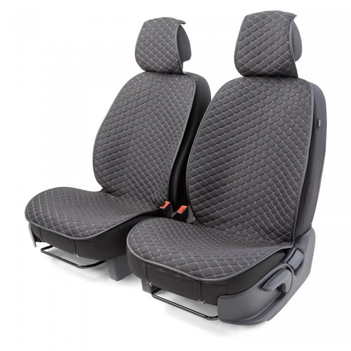 Аксессуары для автомобиля CarPerformance Накидки на передние сиденья fiberflax крупное плетение 2 шт.