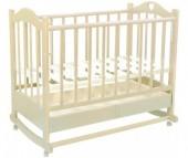 Детская кроватка Ведрусс Лана №2 качалка