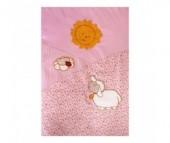 Комплект в кроватку Золотой Гусь Веселые овечки (7 предметов)