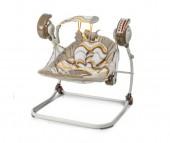 Электронные качели Baby Care Flotter с адаптером