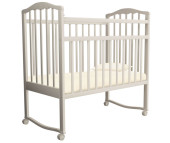Детская кроватка Агат Золушка-1 качалка
